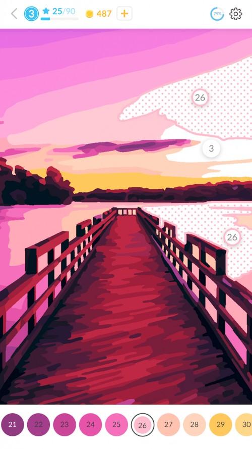 Скачать April Coloring на Андроид бесплатно (v2.45.0 + МОД ...
