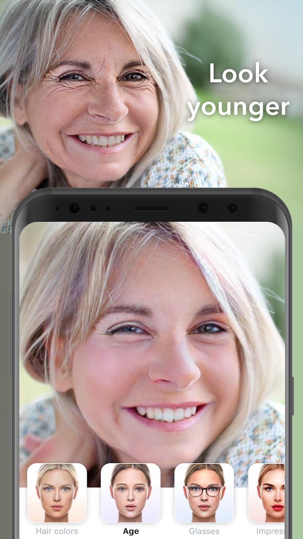 металлического приложение для редактирования фото на айфон лица подробно этом