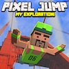 Pixel Jump: My Exploration!