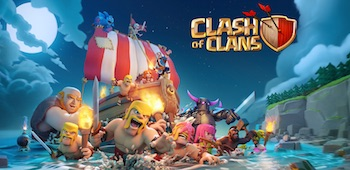 ������� ��������� Clash of Clans �� ������� ������� ��� �������
