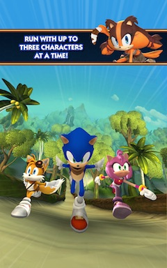 Sonic The Hedgehog скачать на андроид бесплатно