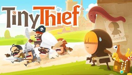 Tiny thief на андроид скачать